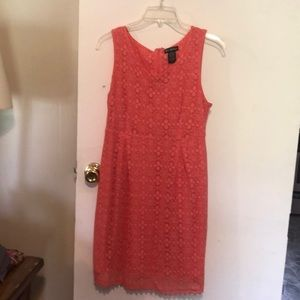 A Cora miss chievous lace dress